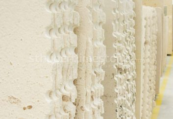 Portuguese beige limestones